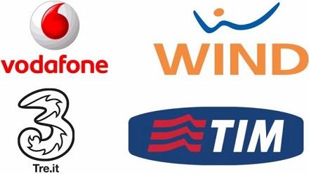 Offerte tariffe prepagate e abbonamenti Tim, Vodafone, Wind, 3 Italia