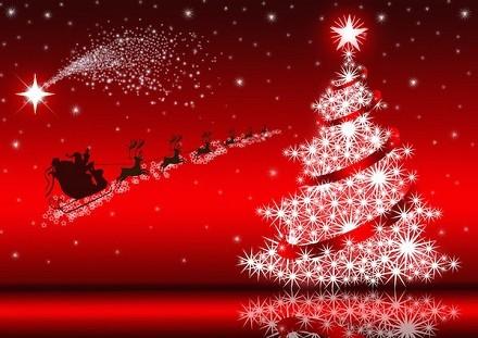 Biglietti Di Natale On Line.Auguri Di Natale Frasi Messaggi Cartoline E Sfondi Animati