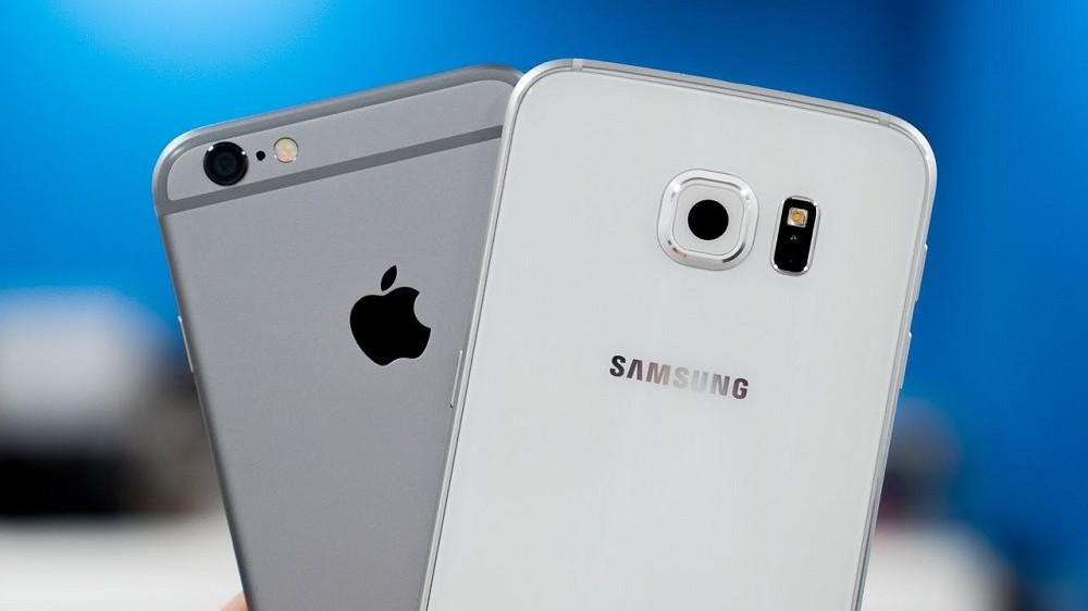 Samsung S7 vs iPhone 7