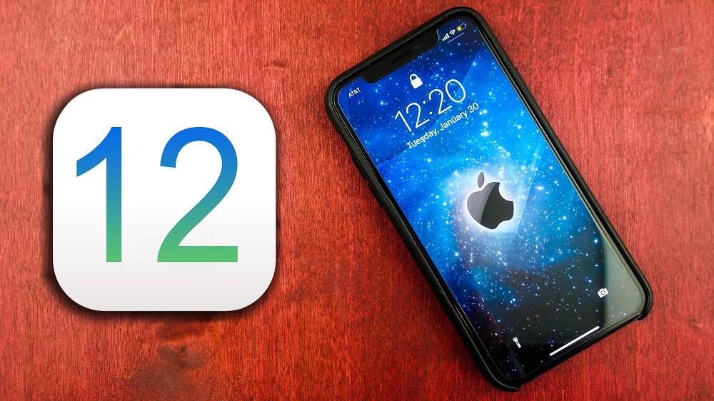 iOS 12 aggiornamento sistema operativo Apple