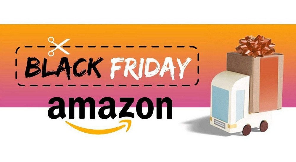 Black Friday Amazon 2018 data sconti oggi