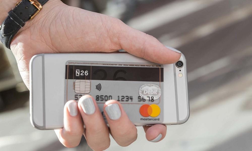 N26, la carta di credito gratis che fa anche da conto corren