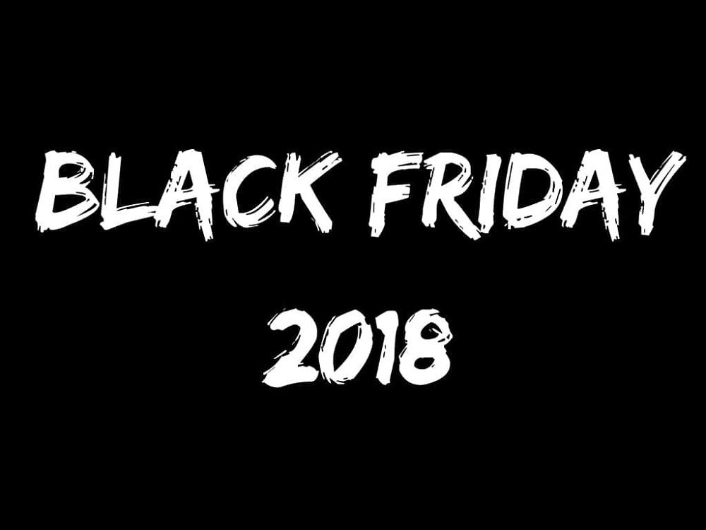 Black Friday 2018 al via la settimana. I siti web dove sono
