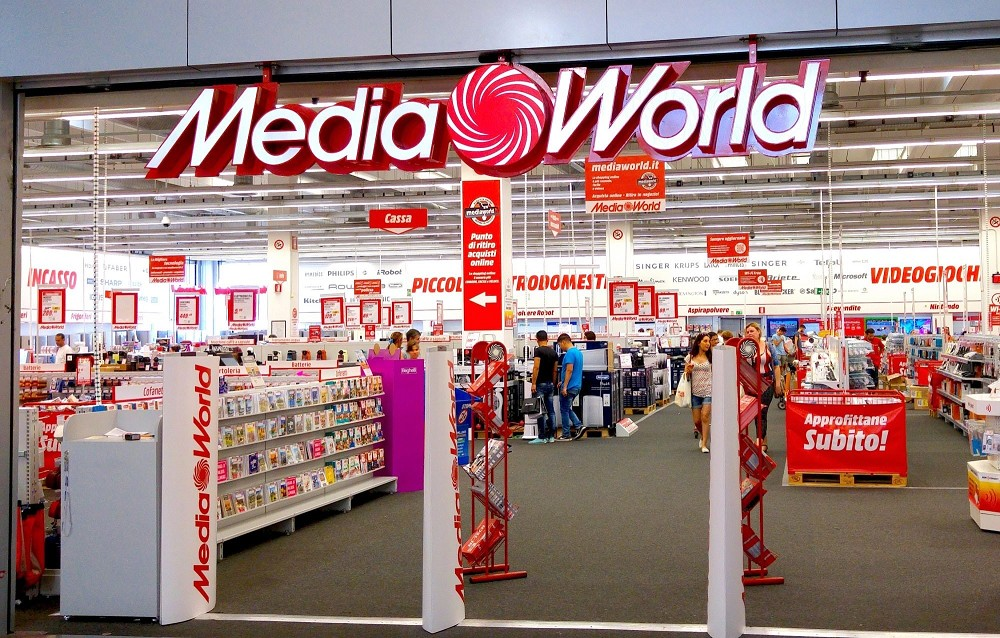 Black Friday e Cyber Monday con Mediaworld