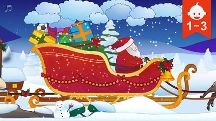 Percorso Babbo Natale.Babbo Natale Il Percorso Oggi Natale 25 Dicembre 2013 Con Renne