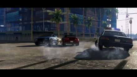 GTA 5: nuovo motore grafico