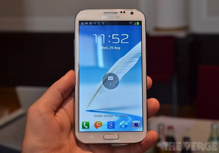 Samsung Galaxy Note 2: prezzi e data uscita in Italia. Video