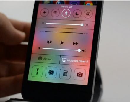 iOS 7: come usare Siri, Centro di Controllo, Centro Notifiche