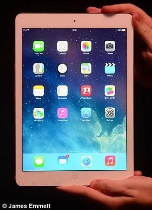 iPad Air e iPad mini 2: novità settimana