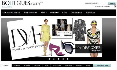 buy popular 8322e d96d1 Boutiques.com Google: sito per comprare vestiti è online