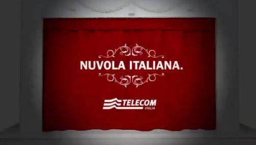 Nuvola italiana telecom italia