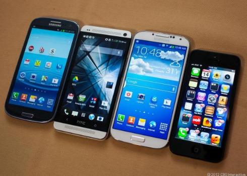 Samsung Galaxy S4 HTC One Apple iPhone 5 LG Nexus 4 Prezzi Più Bassi Sconti Migliori