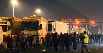 sciopero dei forconi oggi 9 Dicembre 2013 aggiornamenti blocchi in tempo reale